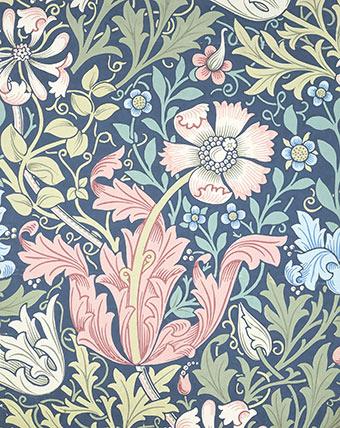 Compton Wallpaper Custom Print